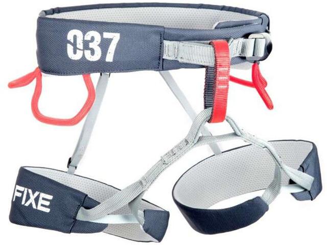 Fixe 037 Harness light grey/dark grey/red